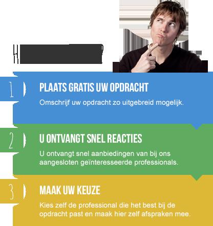 Freelancer gezocht? Opdrachten.nl levert u de gezochte architect die actief is in uw vakgebied. Plaats daarom nu gratis uw opdracht